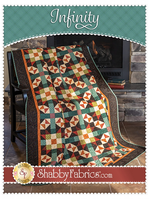 Infinity Quilt Pattern