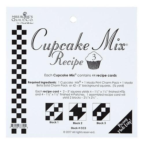 Moda Cupcake Mix Recipe CC3