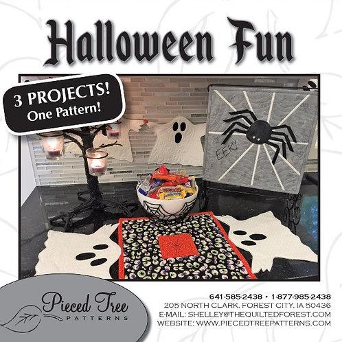 Halloween Fun Patterns