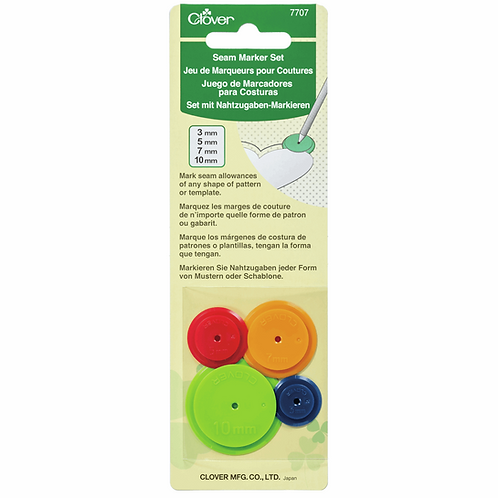 Clover Seam Marker Set