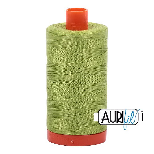 Aurifil 50 1300m 1231 Spring Green Cotton Thread