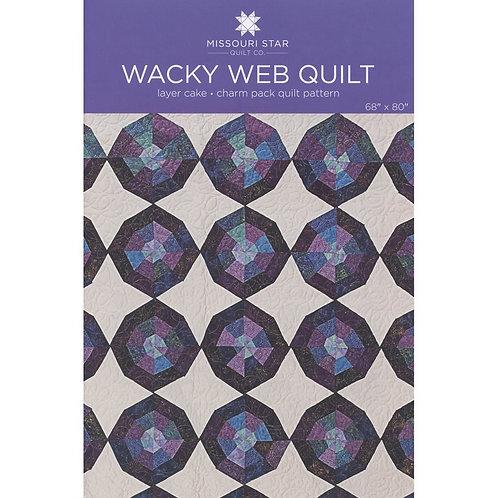 Missouri Star Quilt Company Wacky Web Quilt