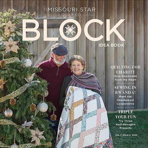 Damaged - BLOCK Magazine 2020 Vol 7 Issue 6