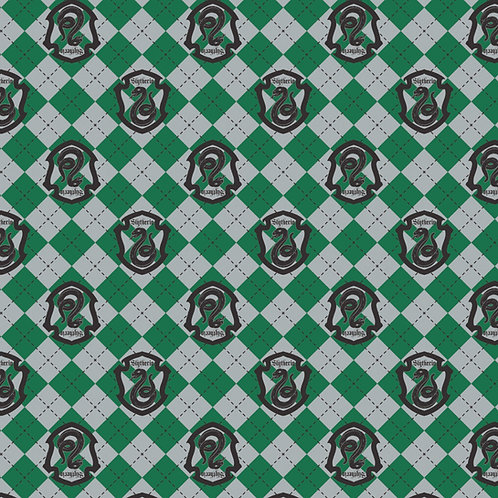 Harry Potter Slytherin Fabric