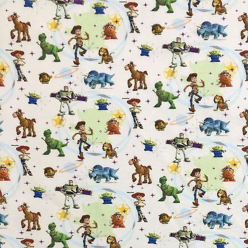 Disney Toy Story Fabric
