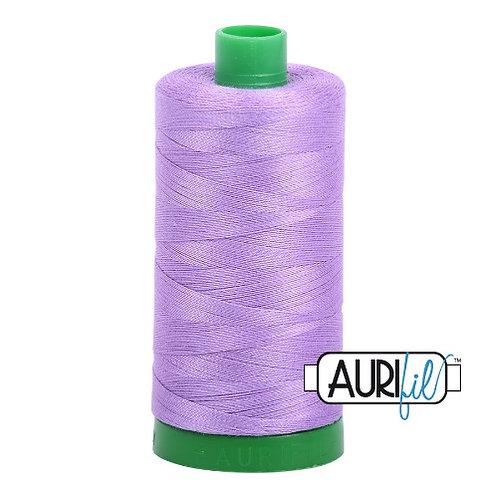 Aurifil 40 1000m 2520 Violet Cotton Thread