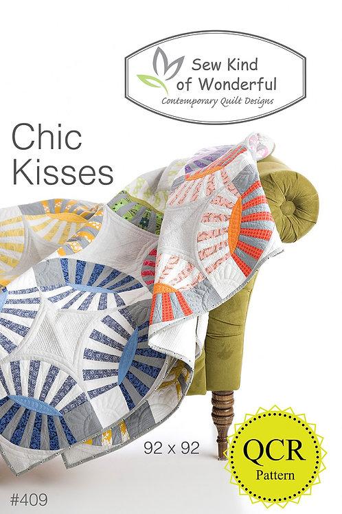 Chic Kisses Quilt Pattern