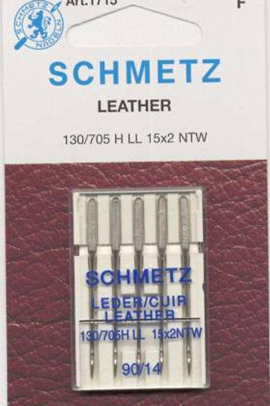 Schmetz Leather Needles size 90/14