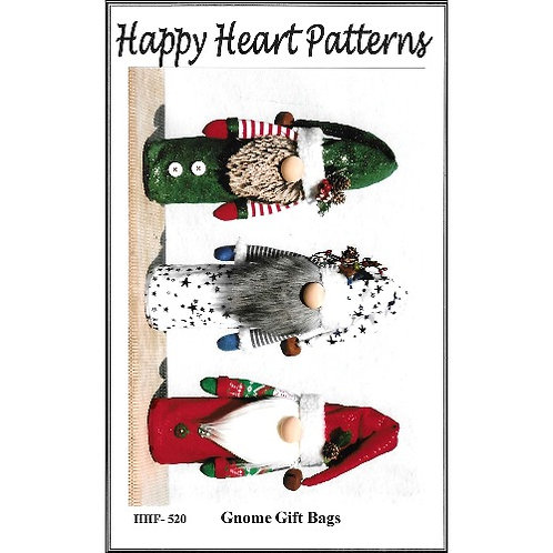 Gnome Gift Bags Pattern
