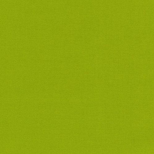 Lime 1192 - Kona Solids Fabric