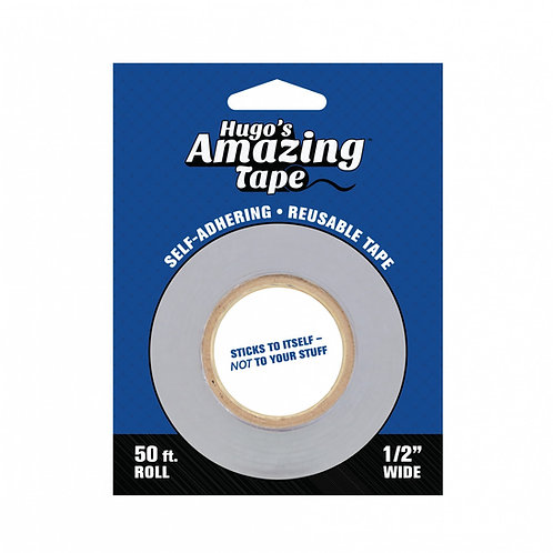 "Hugo's Amazing Tape 1/2"" - 50ft Roll"