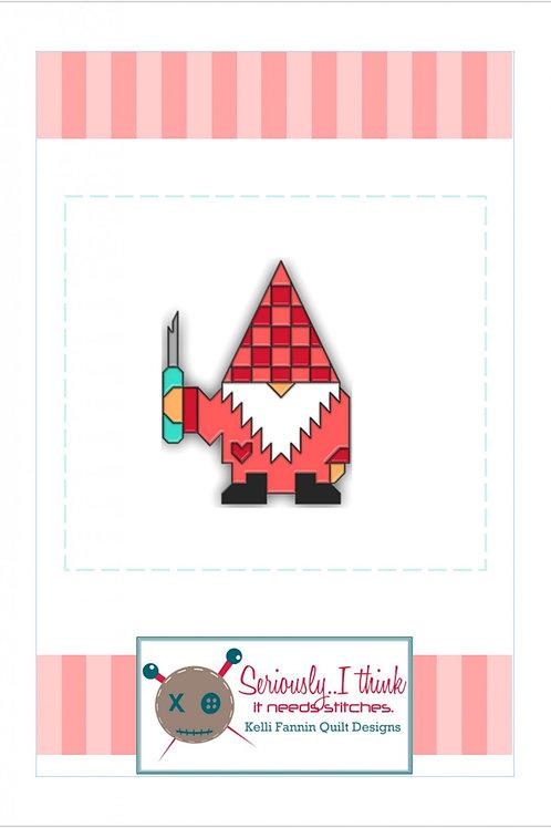 Gnomeo Enamel Pin Badge