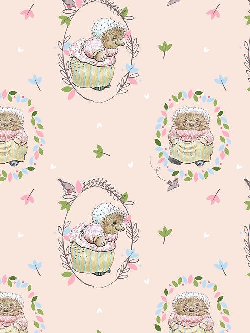 Peter Rabbit Miss Tiggy Winkle Fabric