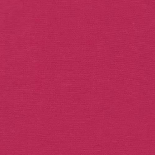 Sangria 481 - Kona Solids Fabric
