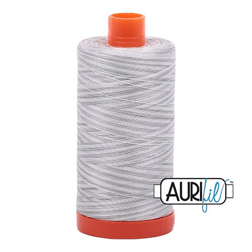 Aurifil 50 1300m 4060 Silver Moon Cotton Thread