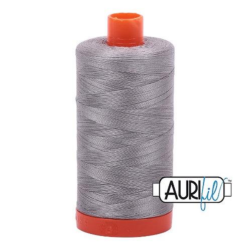 Aurifil 50 1300m 2620 Stainless Steel Cotton Thread