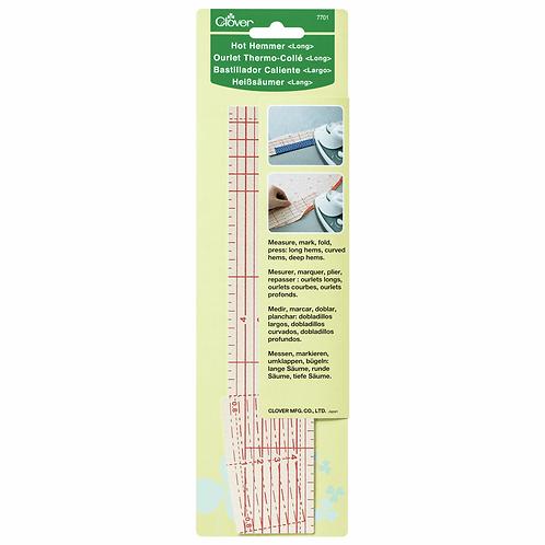 Press Perfect Hot Ruler / hot hemmer - Long