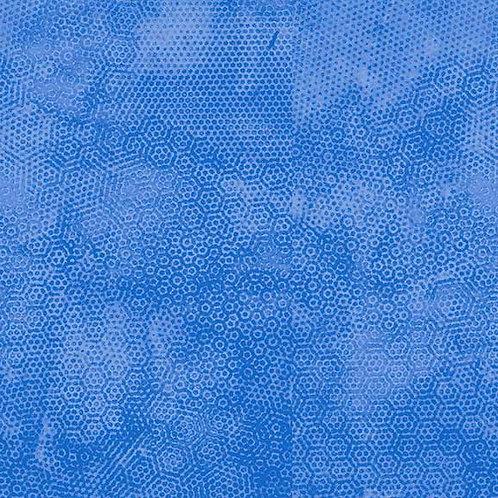 1867/B10 Cornflower Makower Andover Dimples Fabric