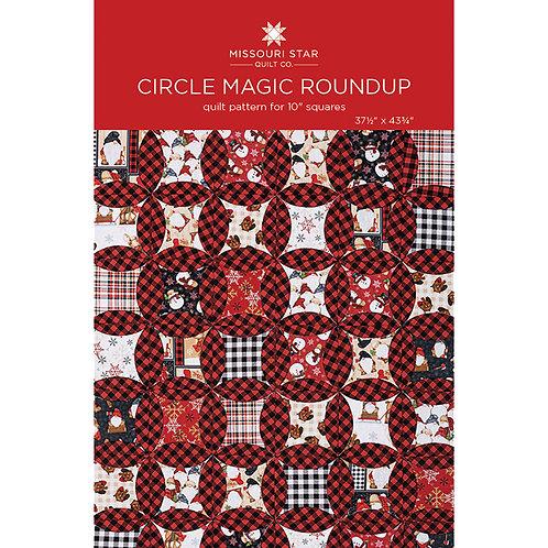 Missouri Star Circle Magic Roundup Pattern
