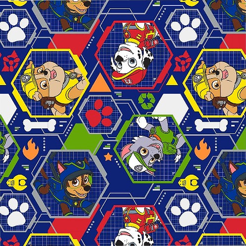Paw Patrol Mission Pawsible Fabric