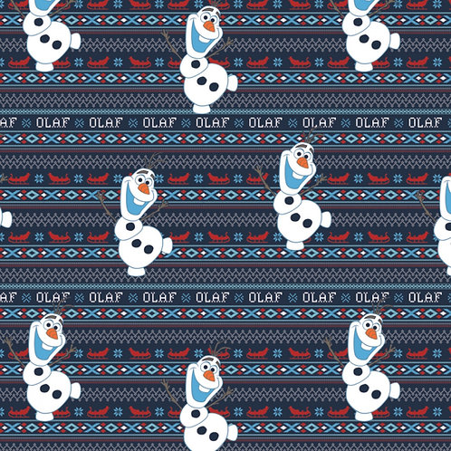 FLANNEL - Frozen Olafs Alpine Adventure Fabric