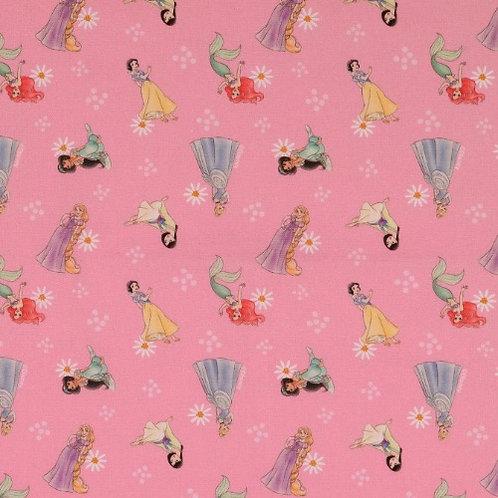 Disney Princesses Fabric - Princess