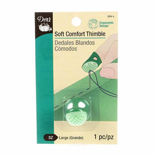 Dritz/Prym Soft Comfort Thimble