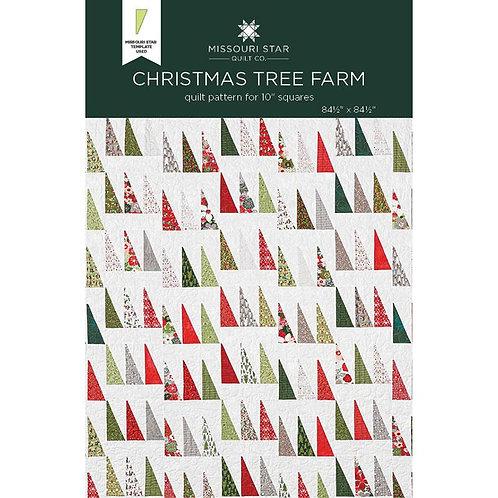Missouri Star Christmas Tree Farm Pattern