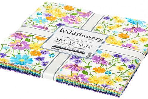 Robert Kaufman Wildflowers Layer Cake