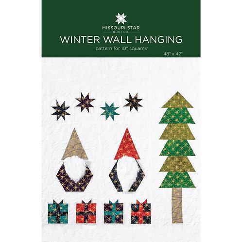 Missouri Star Winter Wall Hanging Pattern