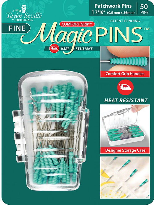 Taylor Seville FINE Magic Pins 50pk