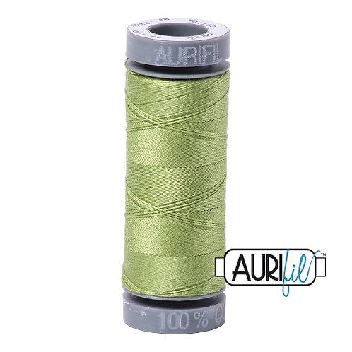 Aurifil 28 100m 2882 Light Fern Cotton Thread