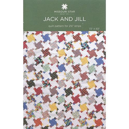 Missouri Star Jack and Jill Quilt Pattern