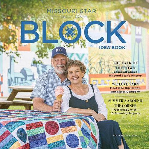 BLOCK Magazine 2021 Vol 8 Issue 3