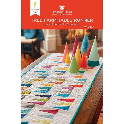 Missouri Star Tree Farm Table Runner Pattern