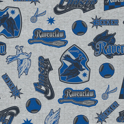 LP Harry Potter Ravenclaw House Pride Fabric