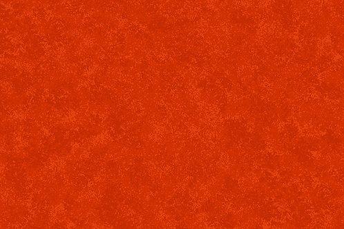 2800/N58 Tangerine Makower Spraytime Fabric