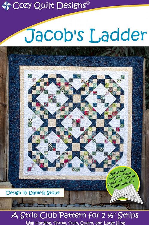 Cozy Quilt Designs Jacobs Ladder Quilt Pattern
