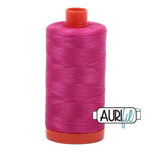 Aurifil 50 1300m 4020 Fuchsia Cotton Thread