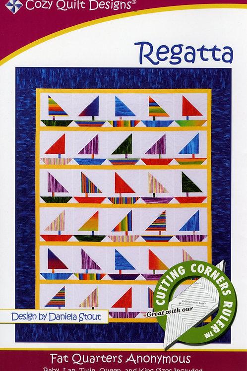 Cozy Quilt Designs Regatta Quilt Pattern