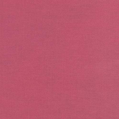 Deep Rose 1099 - Kona Solids Fabric
