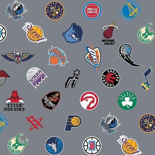 NBA All Teams Fabric