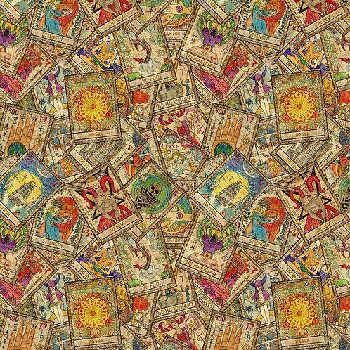 Tarot 2 Fabric