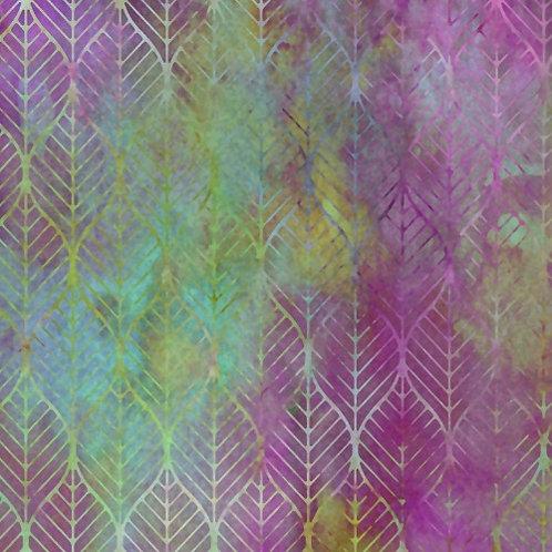 Garden of Dreams Fabric - Magenta