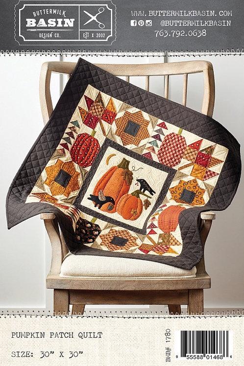 Pumpkin Patch Quilt / Wall Hanging Pattern