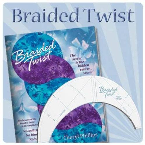 Braided Twist Template