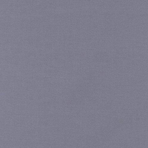 Medium Grey 1223 - Kona Solids Fabric
