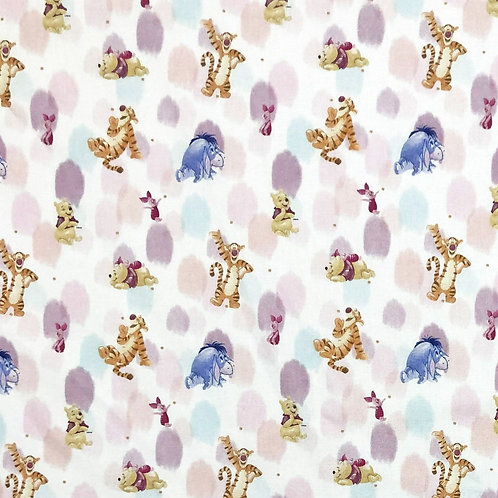 Disney Pooh and Friends Fabric