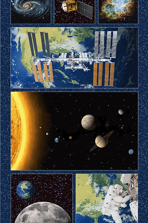 Planetary Missions Block Panel.