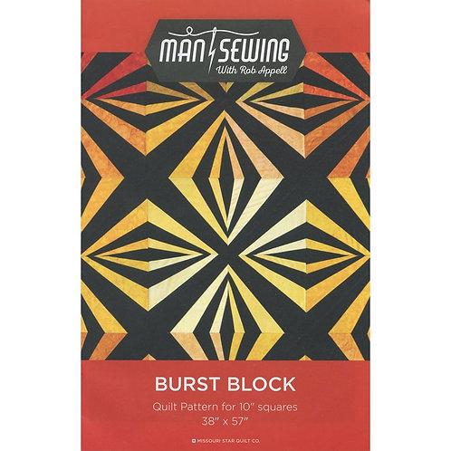 Missouri Star Quilt Company Burst Block Pattern